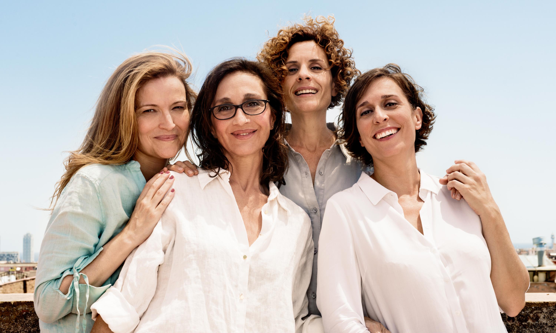 Un viaje por la amistad en clave femenina