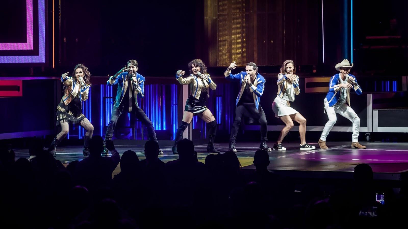 Timbiriche celebra 30 años en el Auditorio Nacional