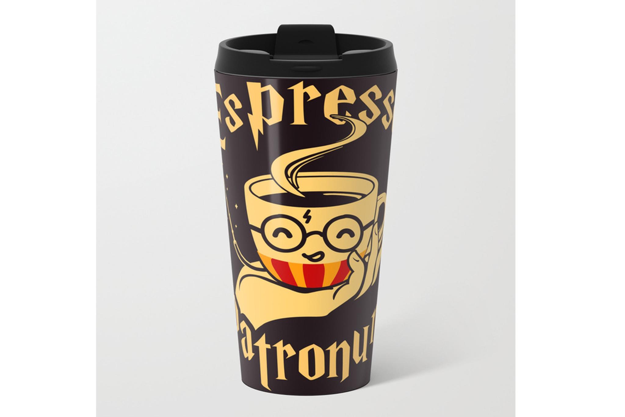 Society6 Espresso Patronum Mug