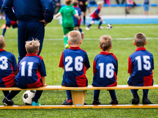 Deportes para niños de 4 a 6 años