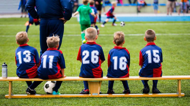 Futbol para niños