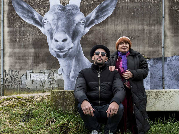 Faces Places, Agnès Varda