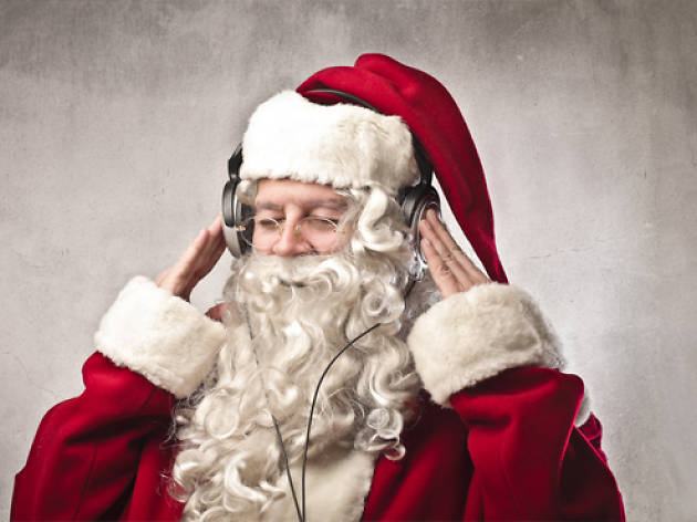 The Christmas playlist
