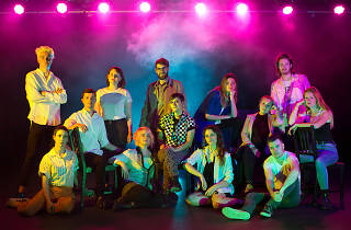 NIDA student productions 2017, photo credit: Maja Baska