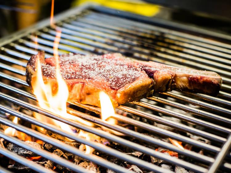 Firedoor's weekly five-course dinner box