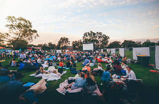Sunset Cinema Melbourne 2016
