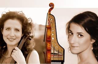 Madeleine Mitchell + Anna Serret Almenara