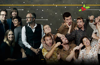BIG: Barcelona Improv Group, Holidays with the in-laws
