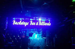 Backstage Bar & Billiards