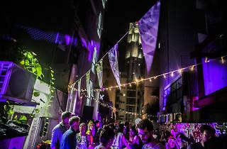 Gin Lane closing party