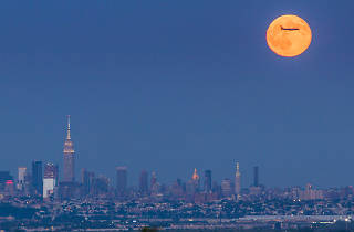 A supermoon will put on a mesmerizing celestial show over NYC this weekend