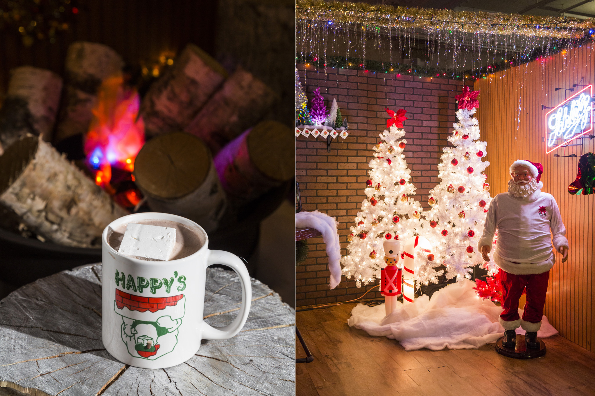 Check out Chicago Athletic Association\'s wildly festive holiday pop ...