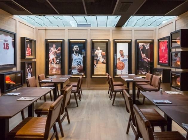NBA Café - Barcelona