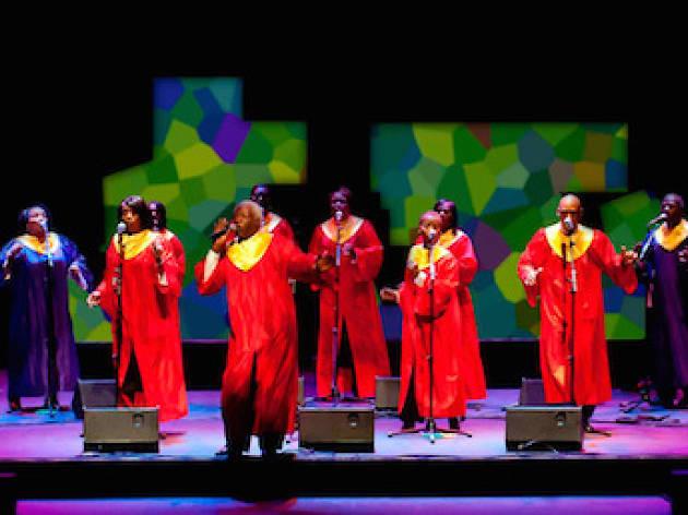 XXIII Festival Los grandes del gospel