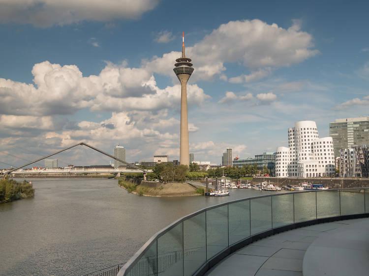 Five great tours of Düsseldorf