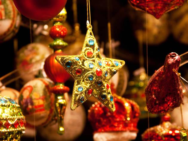 Fira de Nadal de Sant Feliu de Guíxols