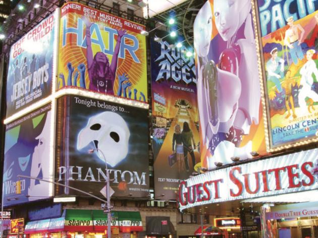 Una nit a Broadway, OBC