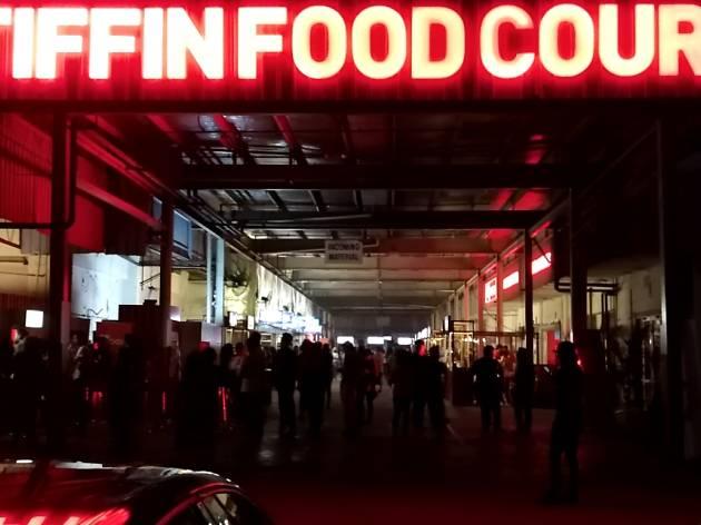 Tiffin Food Court