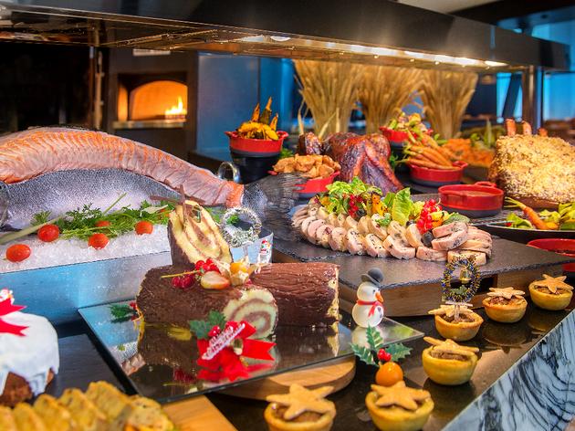 TRACE Restaurant & Bar Christmas 2017