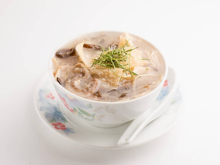 Hong Kong's best snake soup