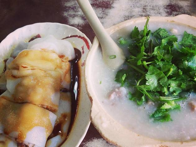 congee fat kee