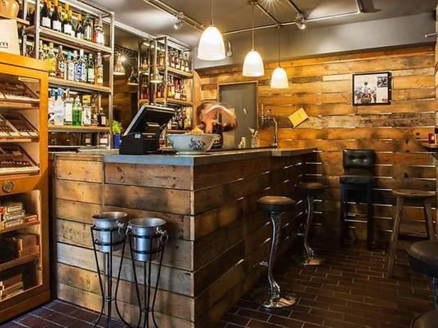 Dugout Bar & Cigar Terrace