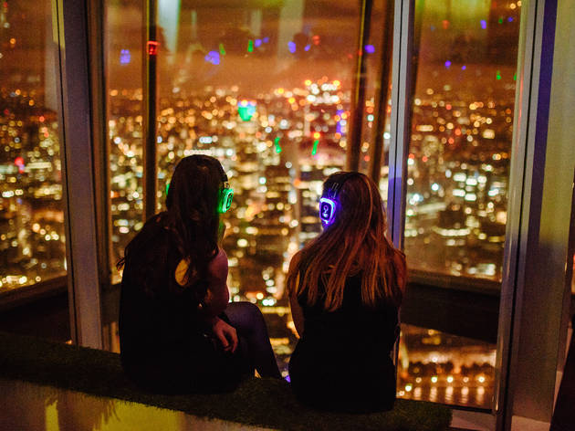 a229faf789c Silent Disco at The View from The Shard