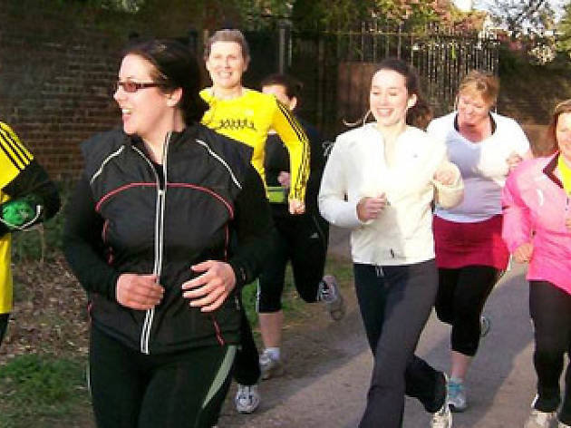 Sweatshop Run Community