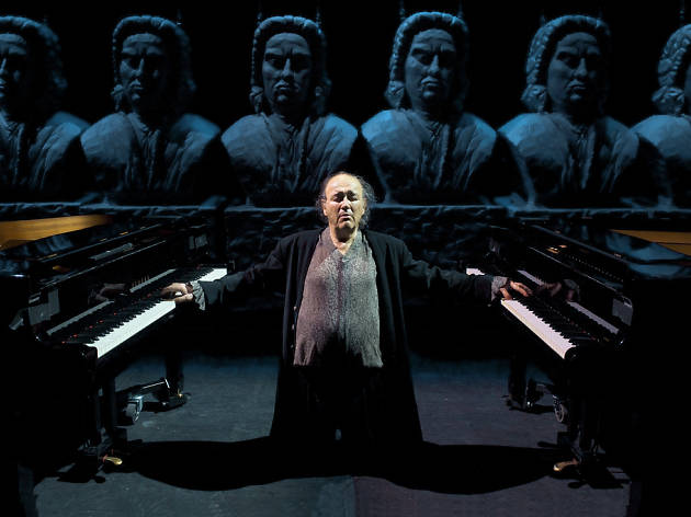 Adéu a Carles Santos, l'artista escènic més gran dels últims 50 anys
