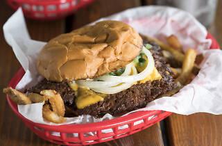 Region burger