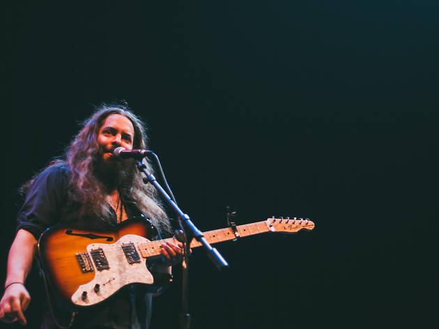 Strand of Oaks frontman—and Philly folk-rock treasure—Tim Showalter