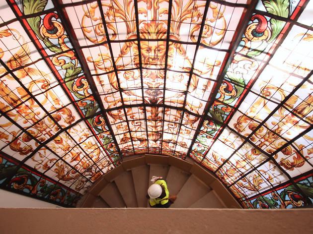 O novo Infante Sagres terá mais quartos, uma piscina e o primeiro Vogue Café em Portugal