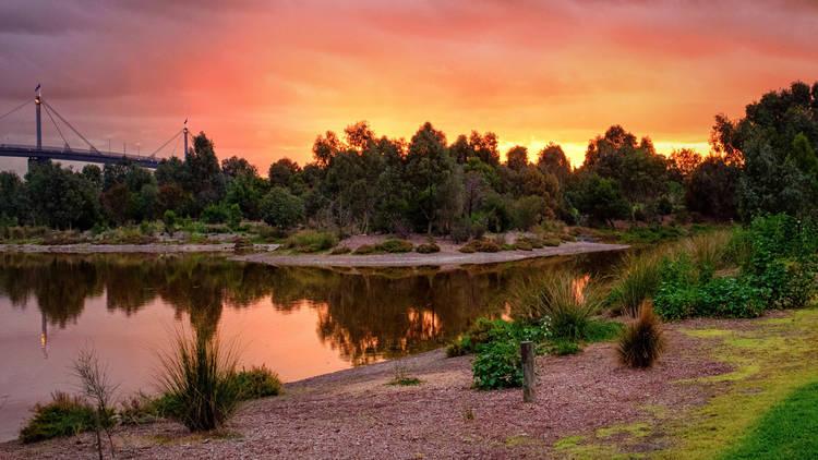 Westgate Park Melbourne