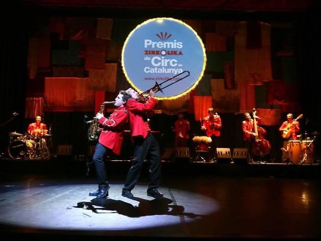 Nit de Circ dels Premis Zirkòlika 2017