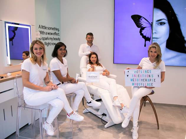 Forever Boutique - Beauty team - Lausanne