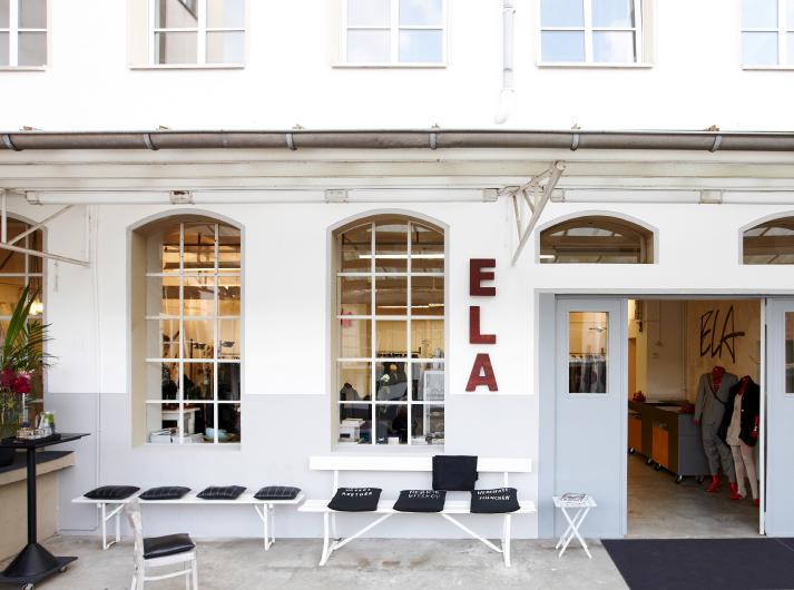 Shop chic boutique ELA Selected