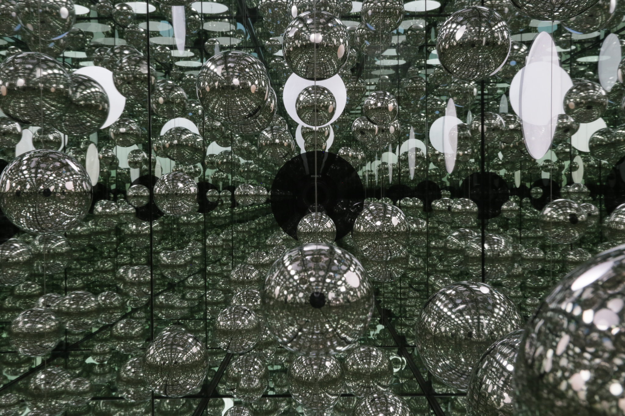 An Infinity Mirror Room will go on display somewhere in Chicago this summer