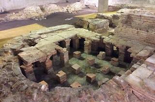 Billingsgate Roman Bathouse