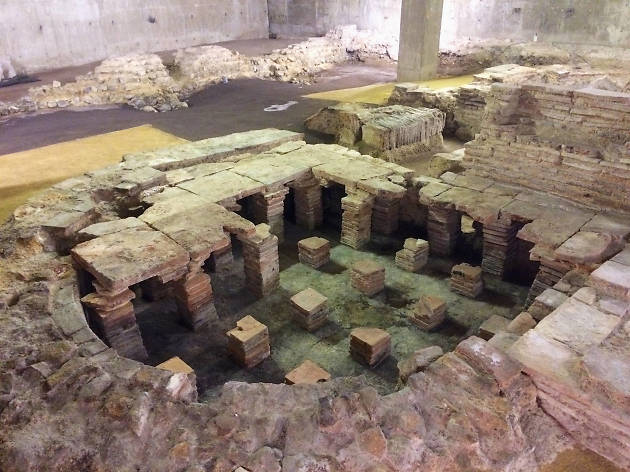Billingsgate Roman Bathouse