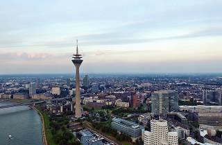 Rhine Tower Düsseldorf