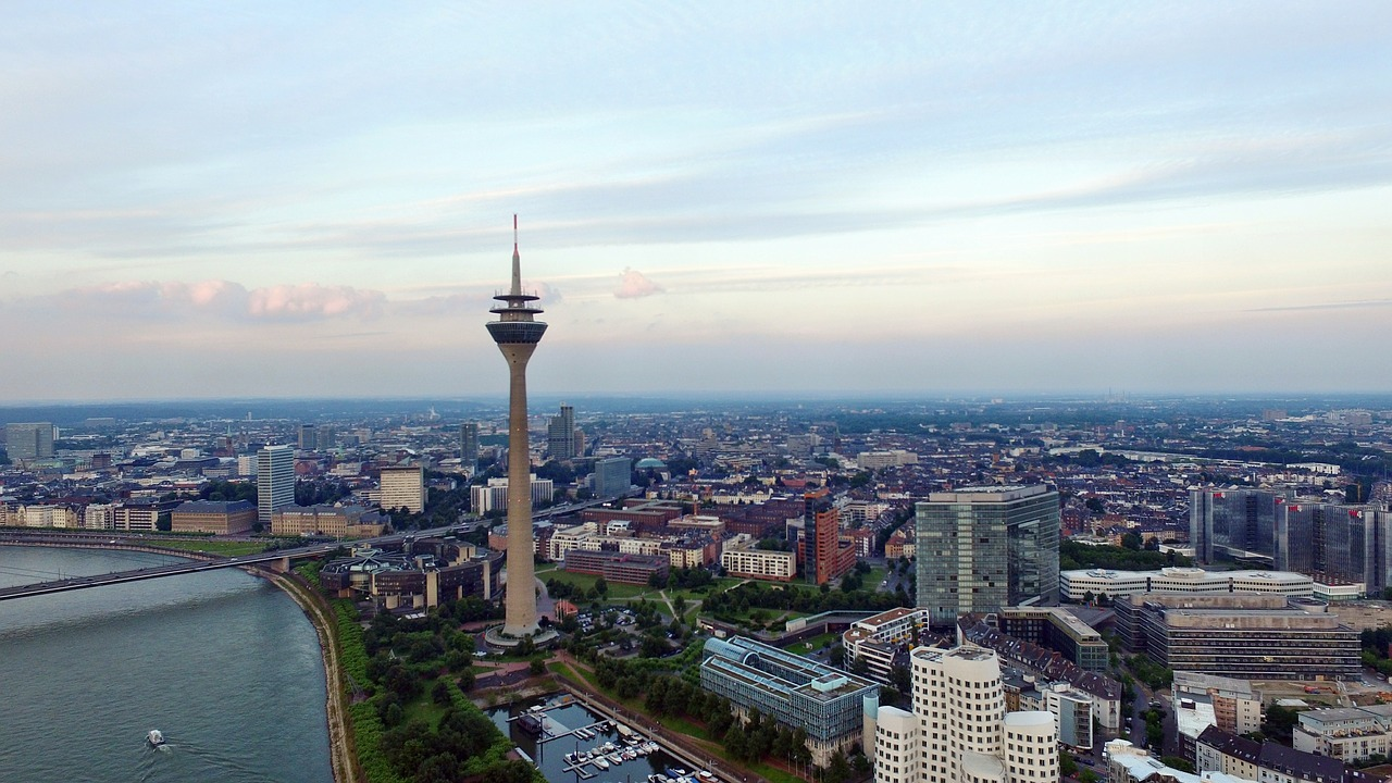 Essential travel guide to Düsseldorf