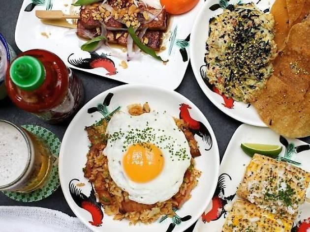 The best Mod-Sin restaurants in Singapore