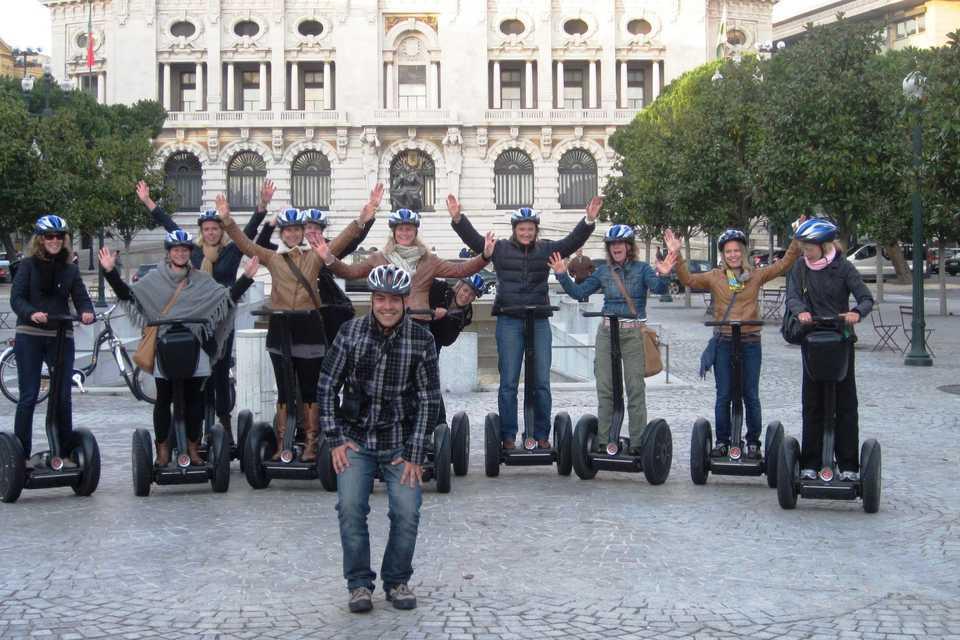 Porto tours- Segway tour