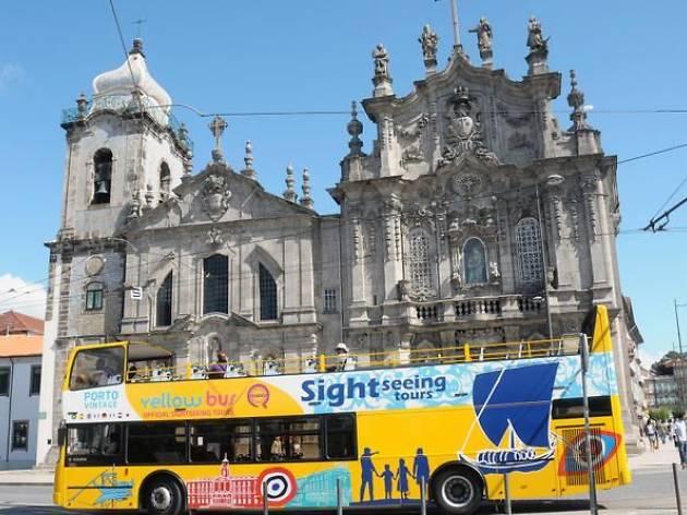 Porto tours- Hop-on-hop-off tour