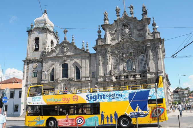 Porto tours- Hop-on-hop-off tour