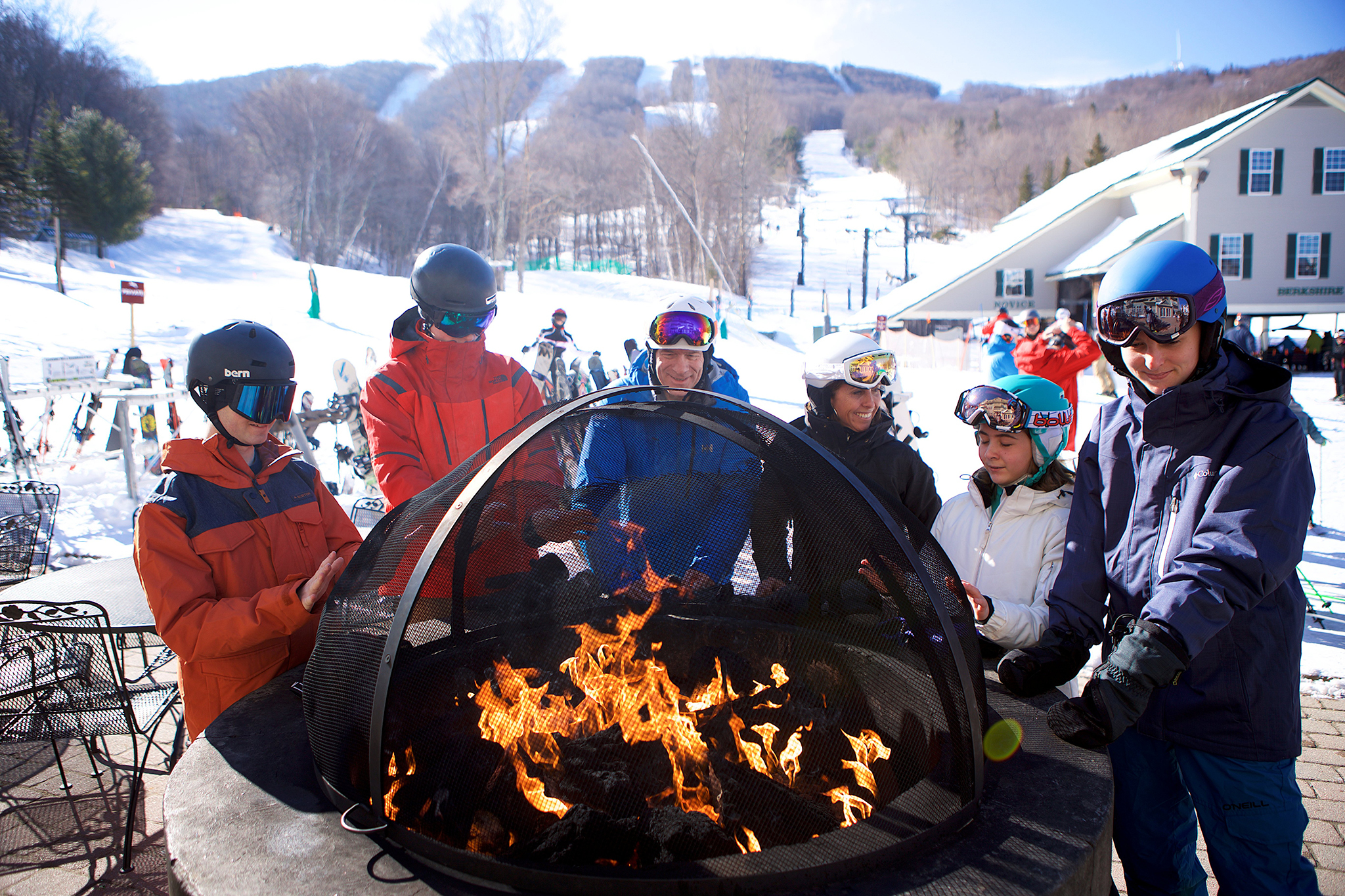 15 best ski resorts near nyc for a winter getaway