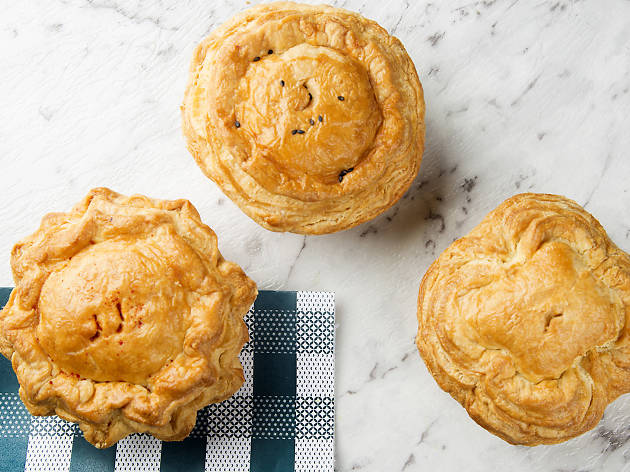 Chefs Pastry pies
