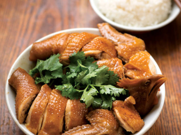 tai wing wah five spice chicken