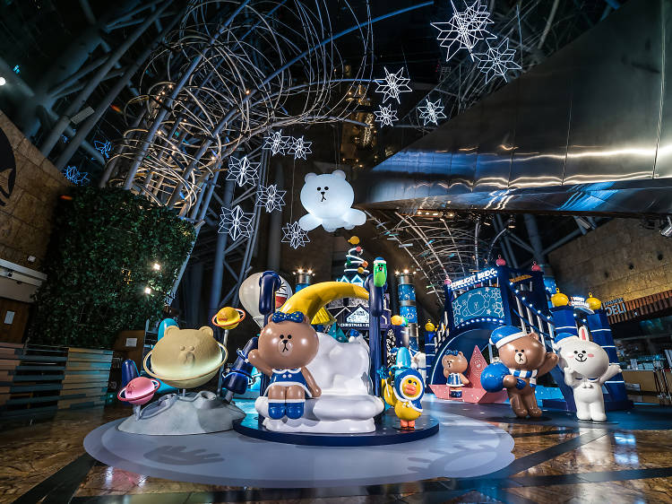 The best Hong Kong Christmas displays