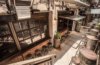 Brickhouse: Tequila Sunrise